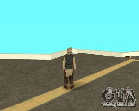 New armeec for GTA San Andreas second screenshot
