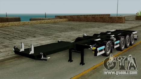 DTEC_Chemics for GTA San Andreas