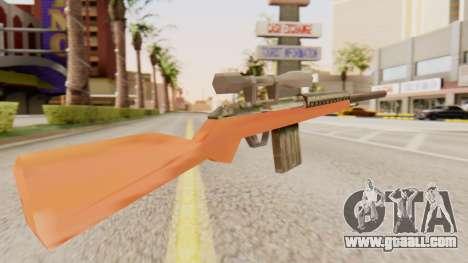 M21 for GTA San Andreas second screenshot