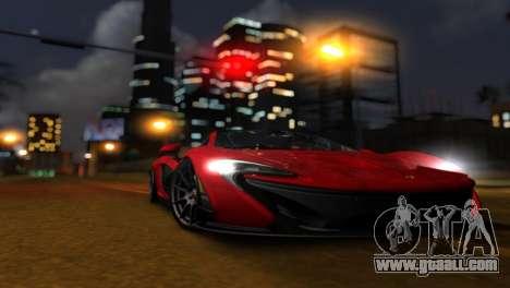 ENB Zix 3.0 for GTA San Andreas forth screenshot