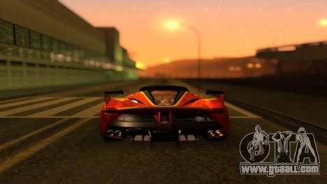 ENB Zix 3.0 for GTA San Andreas