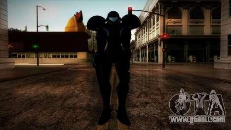 Dark Samus for GTA San Andreas second screenshot