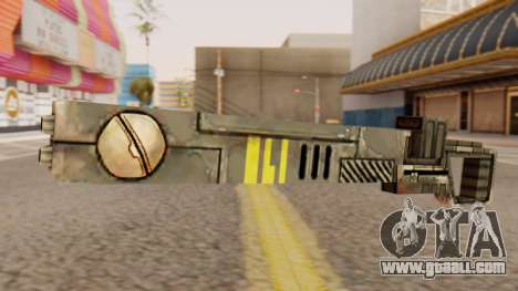 Warhammer Sniper Rifle for GTA San Andreas