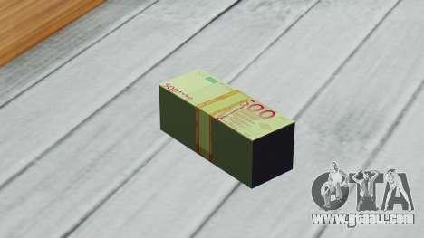 500 Euro for GTA San Andreas third screenshot