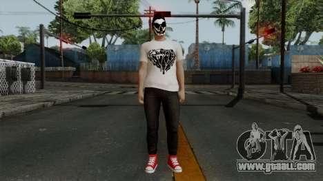 GTA 5 Online Wmydrug for GTA San Andreas second screenshot