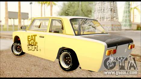 VAZ 21013 Sport for GTA San Andreas left view