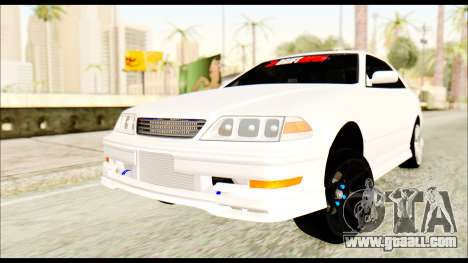 Toyota Mark 2 JZX 100 for GTA San Andreas