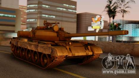 T-55AM Merida for GTA San Andreas