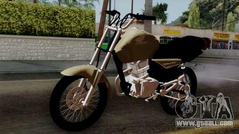 CB1 Stunt Imitacion for GTA San Andreas