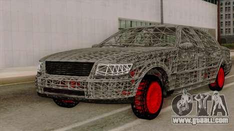 Kerdi Design Washington Roll Cage for GTA San Andreas