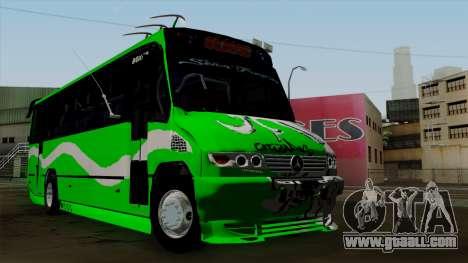 Mercedes-Benz Boxer for GTA San Andreas