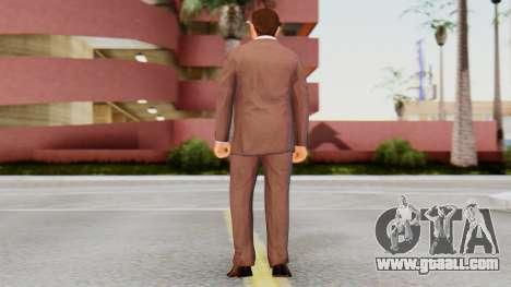 [GTA 5] FIB2 v2 for GTA San Andreas third screenshot