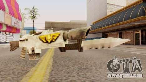 Warhammer M4 for GTA San Andreas