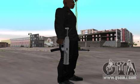 Combat PDW from GTA 5 for GTA San Andreas