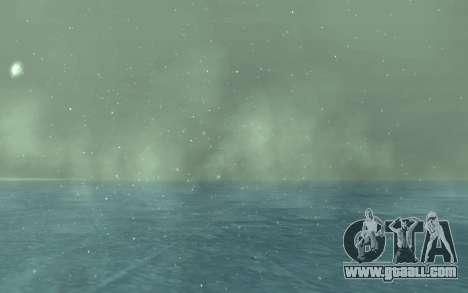 Winter Timecyc for GTA San Andreas sixth screenshot