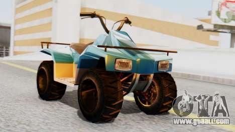 New Quad for GTA San Andreas