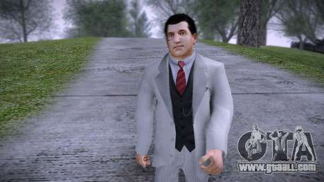 Joe Last Skin for GTA San Andreas