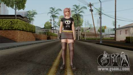 RE Dead Or Alive 5LR - Honoka C5 for GTA San Andreas second screenshot