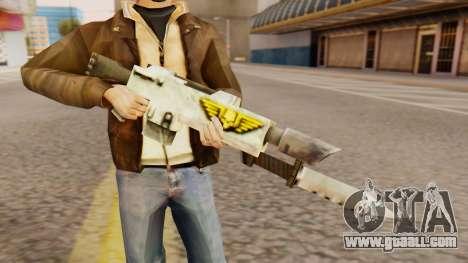 Warhammer M4 for GTA San Andreas third screenshot