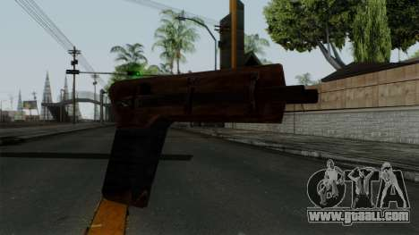 Samopal for GTA San Andreas second screenshot