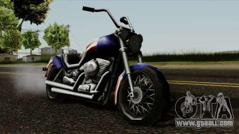 Freeway Angel for GTA San Andreas