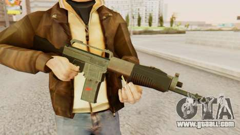 SPAS 15 for GTA San Andreas third screenshot