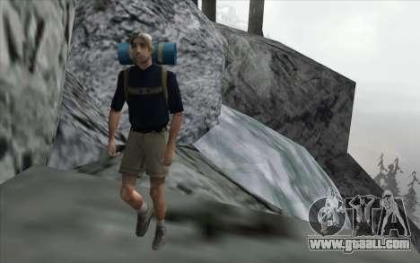 Waterfall v0.1 Beta for GTA San Andreas