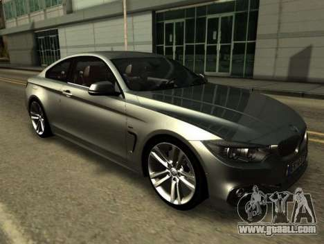 Metallic ENB Series for GTA San Andreas second screenshot