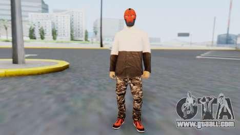 Ballas3 for GTA San Andreas second screenshot