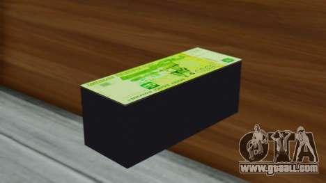 3000 Rubles for GTA San Andreas second screenshot