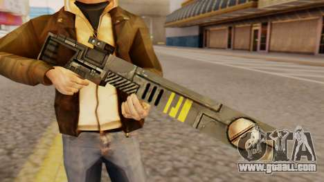 Warhammer Sniper Rifle for GTA San Andreas third screenshot