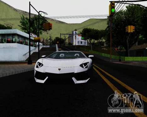 ENB for Low PC for GTA San Andreas sixth screenshot
