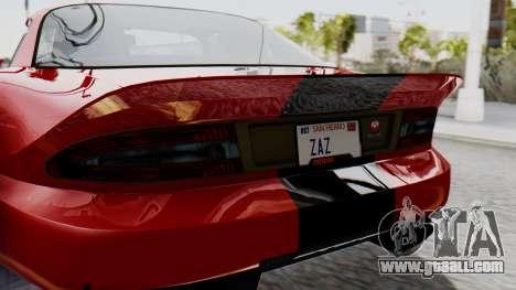 GTA 5 Banshee Dirt for GTA San Andreas back view