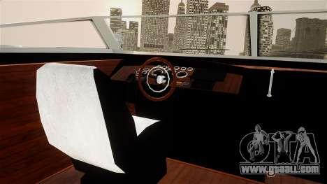 Lampadati Toro from GTA 5 for GTA 4 right view