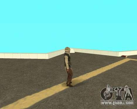New armeec for GTA San Andreas third screenshot
