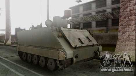 PGZ-95 Radar (Type 95) for GTA San Andreas