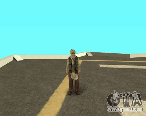 New armeec for GTA San Andreas