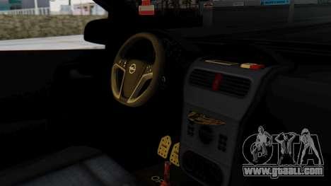 Opel Corsa Air for GTA San Andreas right view