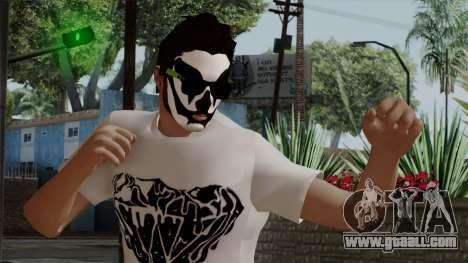 GTA 5 Online Wmydrug for GTA San Andreas