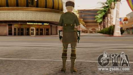 Sonya Motherland [MKX] for GTA San Andreas third screenshot
