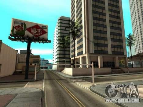 Metallic ENB Series for GTA San Andreas forth screenshot