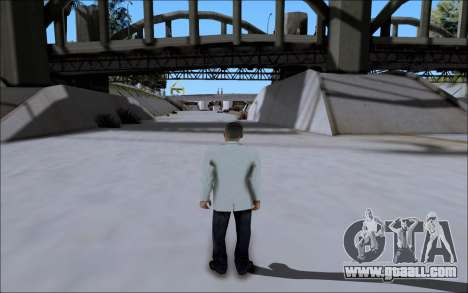 La Cosa Nostra Skin Pack for GTA San Andreas sixth screenshot