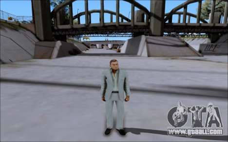 La Cosa Nostra Skin Pack for GTA San Andreas third screenshot