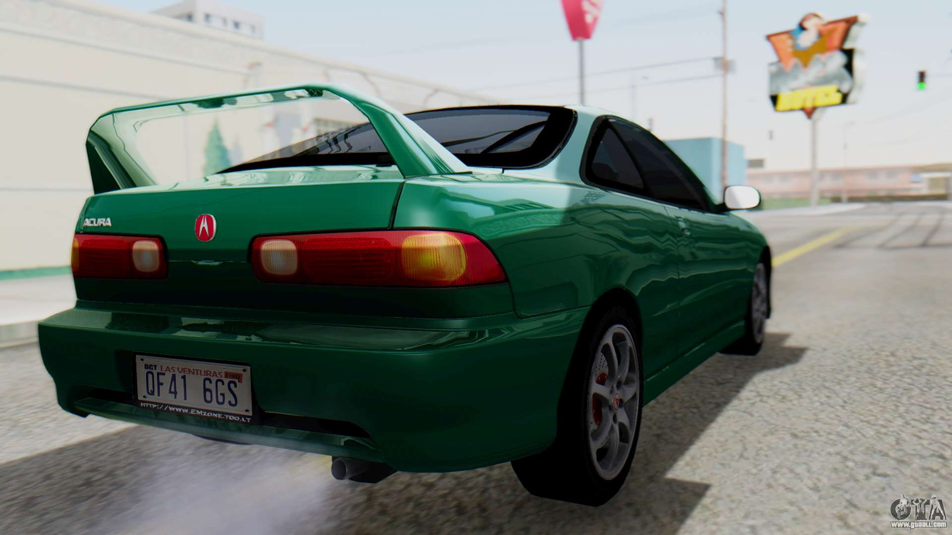 integra likewise fast and - photo #16