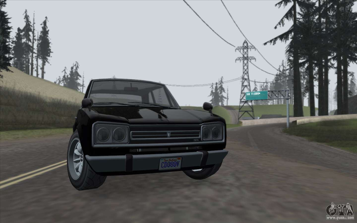 ENBSeries For Low PC v5 0 for GTA San Andreas