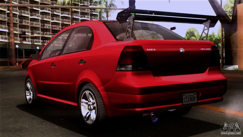 GTA 5 Declasse Asea for GTA San Andreas