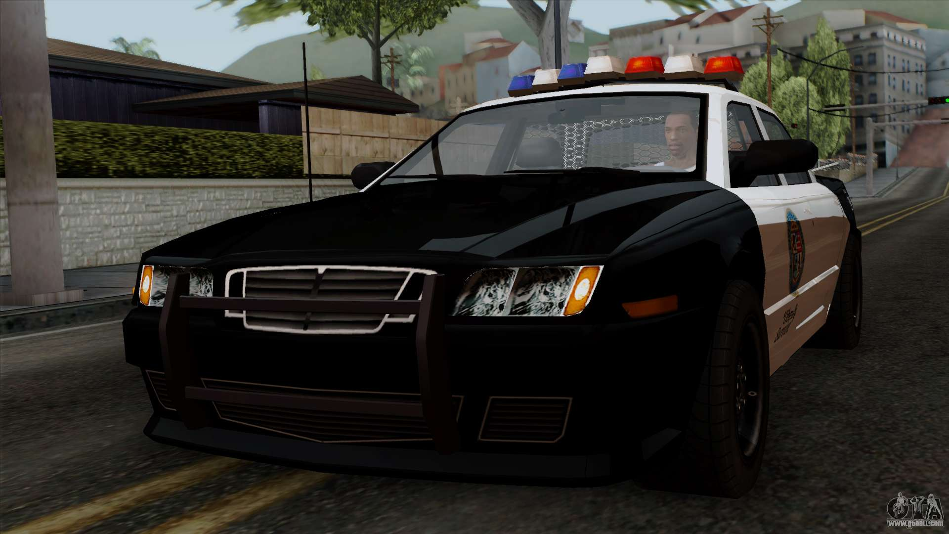 gta 5 ls police car for gta san andreas - Gta 5 Police Cars