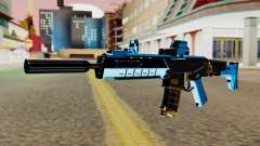 Fulmicotone M4 for GTA San Andreas