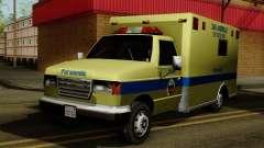 SAFD SAX Rescue Ambulance