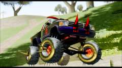 Predaceptor Monster Truck (Saints Row GOOH) for GTA San Andreas